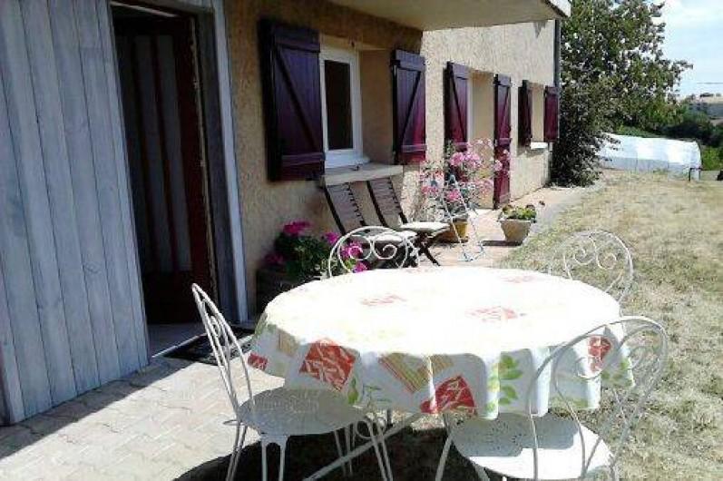 Location de vacances - Chambre d'hôtes à Saint-Julien-sur-Bibost