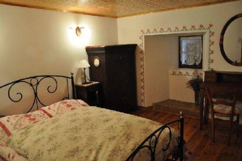 """Location de vacances - Gîte à La Panouse - """"La chambre d'amis"""""""