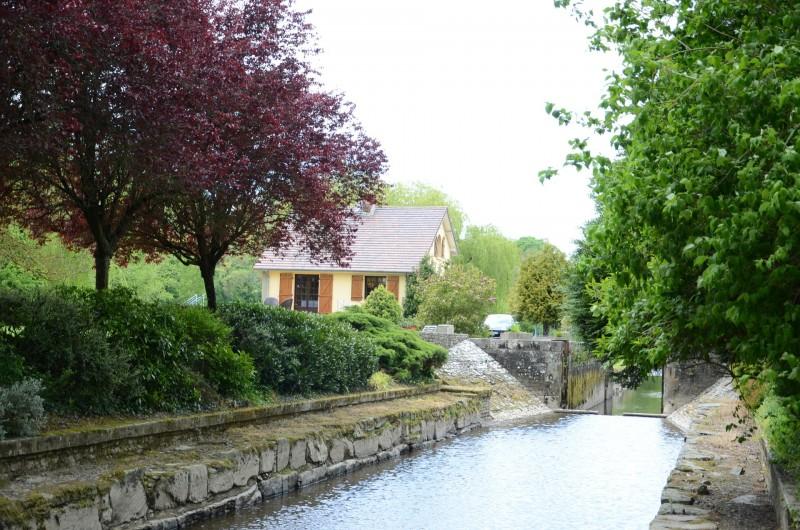 Location de vacances - Maison - Villa à Tessy-Bocage - La maison est positionnée entre la Vire et le canal.
