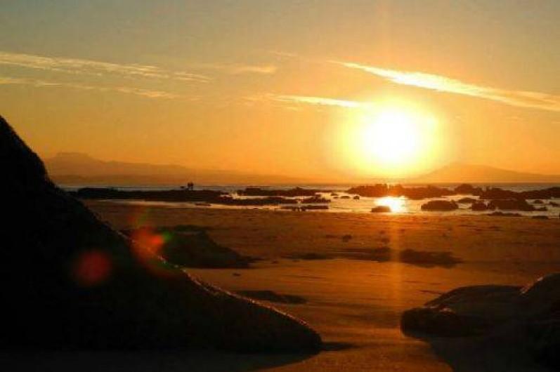 Location de vacances - Camping à Biarritz - Plage à 600m du camping