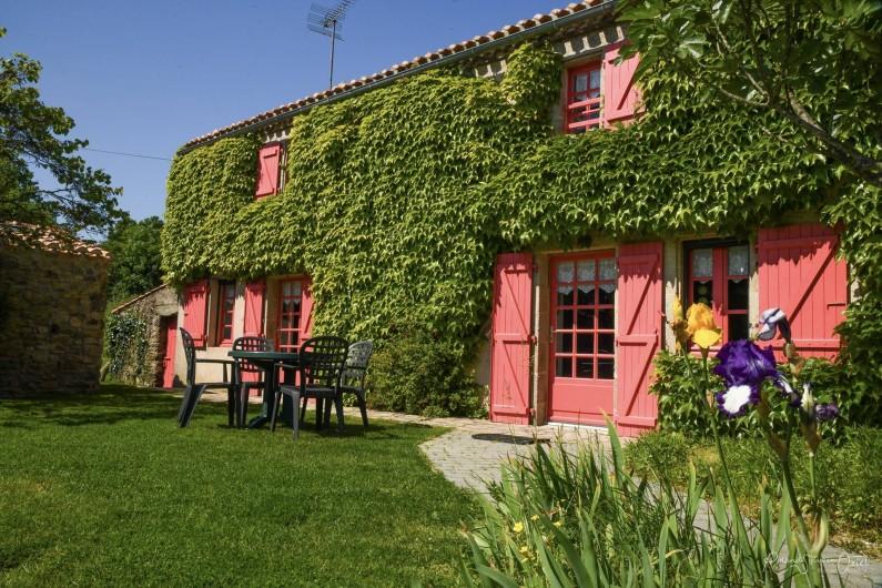 Location de vacances - Gîte à Saint-Christophe-du-Ligneron