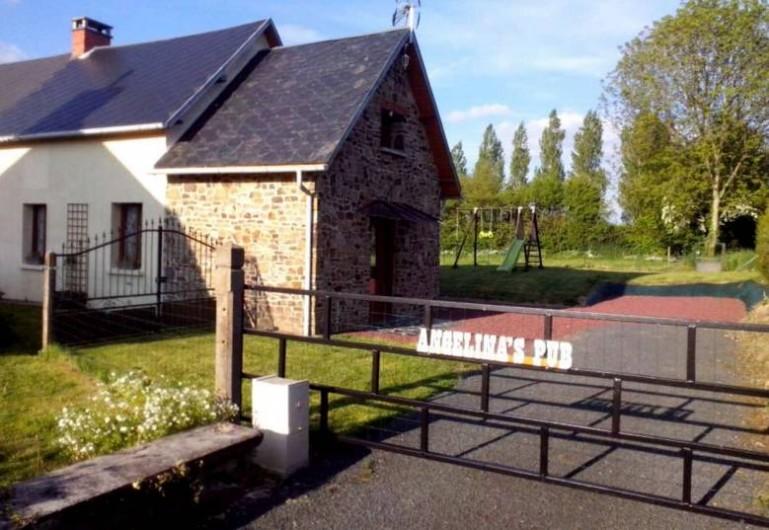 Location de vacances - Gîte à La Rocque