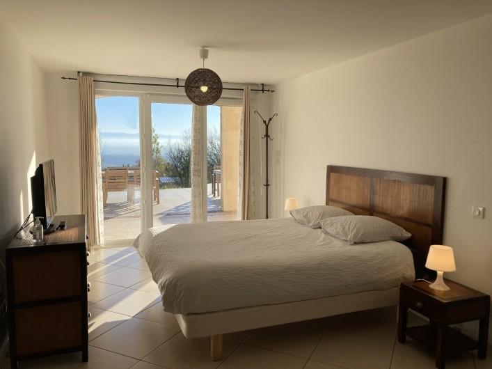 Location de vacances - Chambre d'hôtes à Saissac - Studio bambou