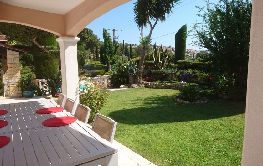 Location de vacances - Villa à La Cadière-d'Azur