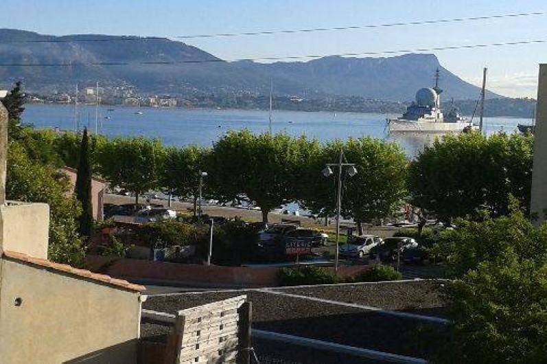 Location de vacances - Studio à Saint-Mandrier-sur-Mer