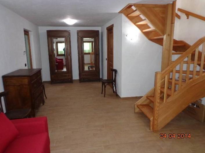 Location de vacances - Chalet à Courmayeur - La seconde chambre