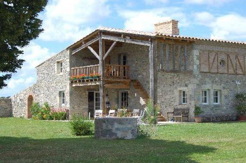 Maison Aquitaine Finest Maison Vendre Pices M Villeneuve