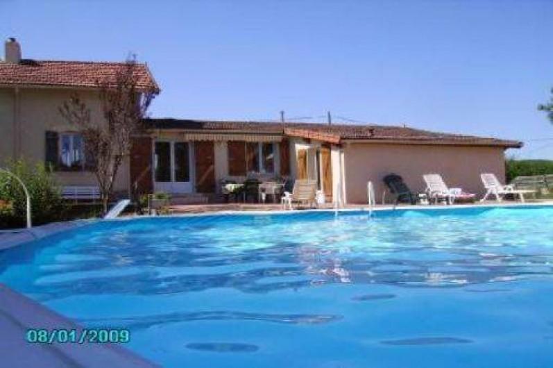 Location de vacances - Maison - Villa à Brandon