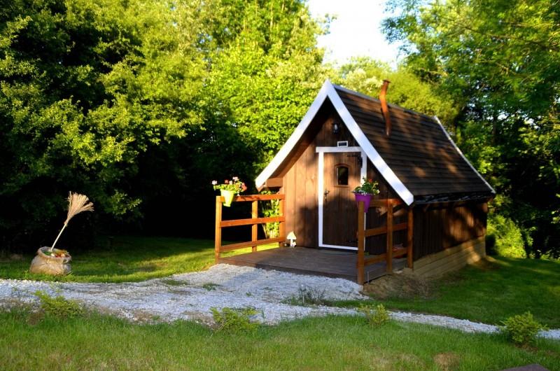 Location de vacances - Chalet à Bailly-aux-Forges