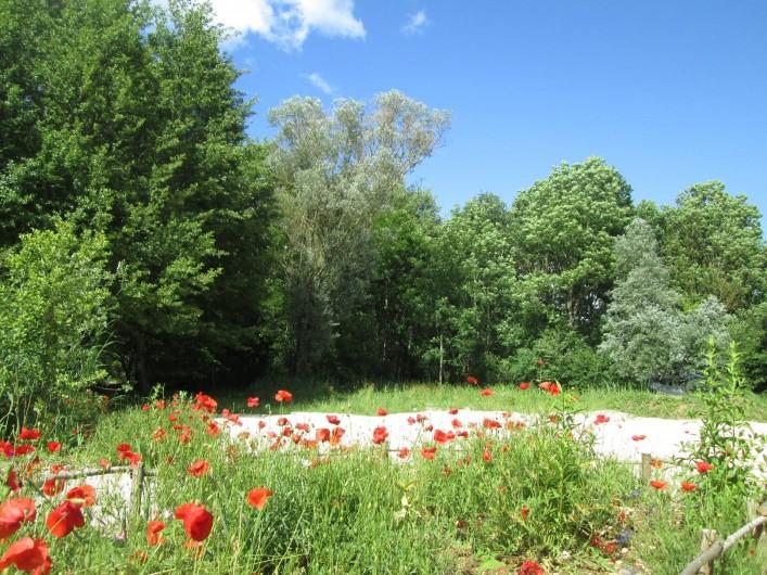Location de vacances - Chambre d'hôtes à Orconte - Jardin