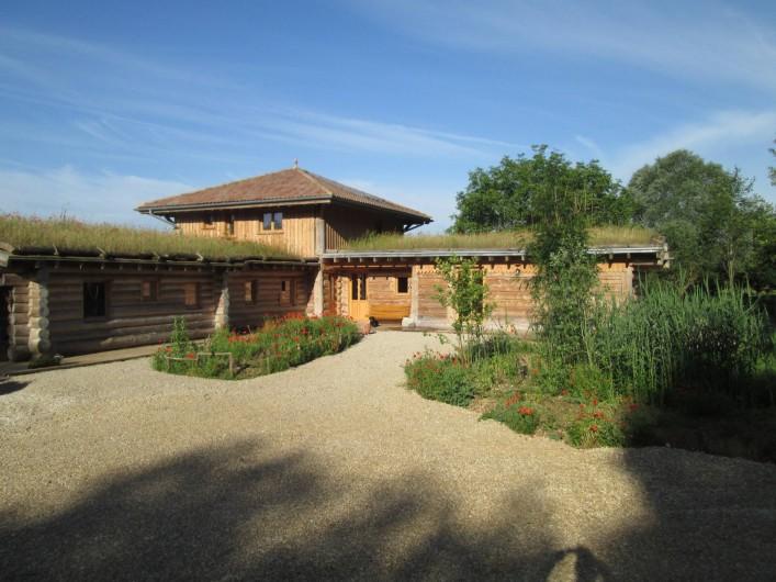 Location de vacances - Chambre d'hôtes à Orconte - La Fuste des Garceaux