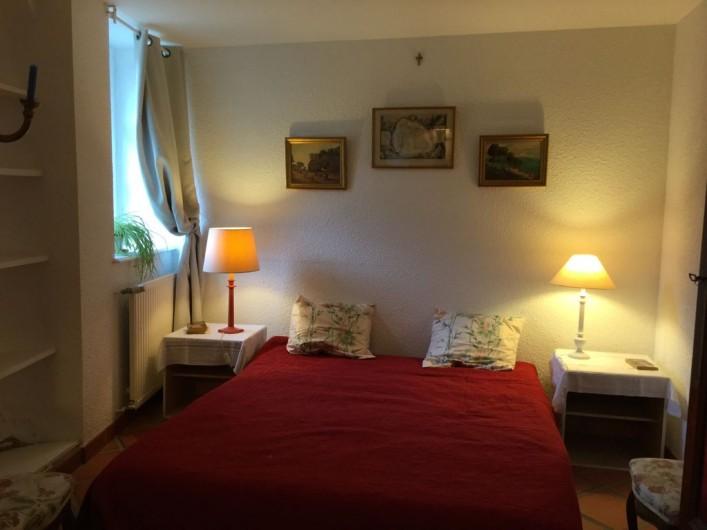 Location de vacances - Appartement à Trézioux - chambre n°2