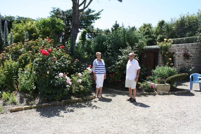 Location de vacances - Gîte à Saint-Pol-de-Léon - Marie-Jo et Jean, les propriétaires
