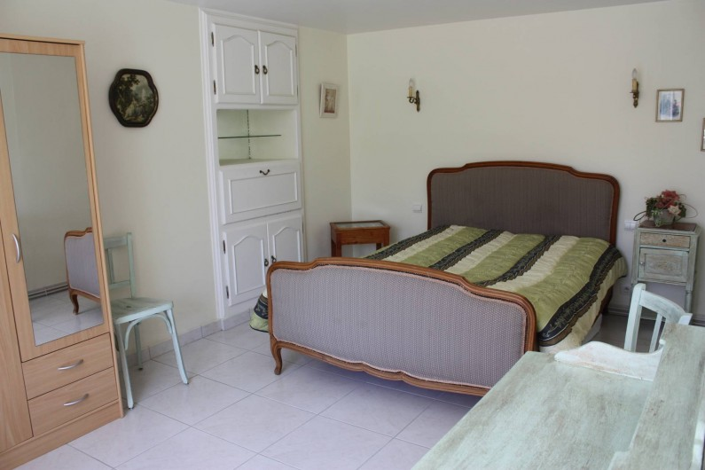 Location de vacances - Gîte à Saint-Pol-de-Léon - Chambre rez-de-chaussée
