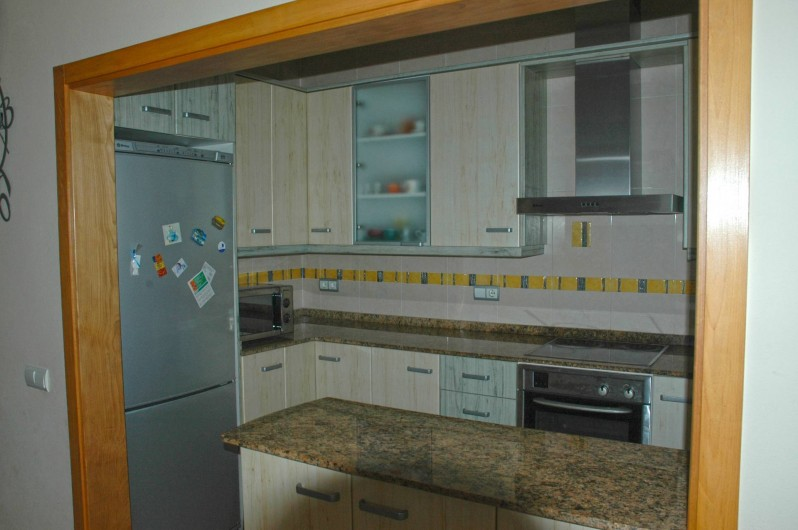Location de vacances - Chalet à Amposta - cuisine