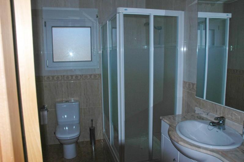 Location de vacances - Chalet à Amposta - salle de bain 2