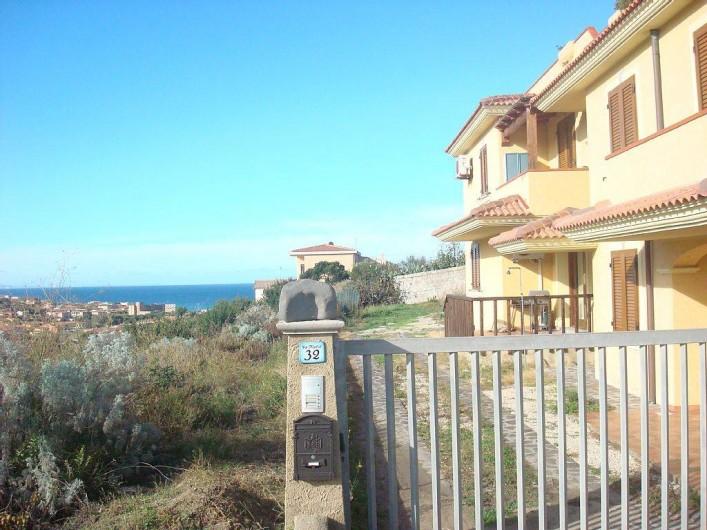 Location de vacances - Appartement à Lu Bagnu