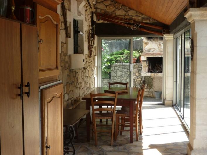 Location de vacances - Villa à Apt - Véranda