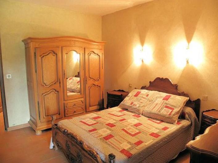 Location de vacances - Villa à Apt - Chambre 1