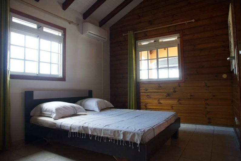 Location de vacances - Villa à Sainte Rose - chambre 1