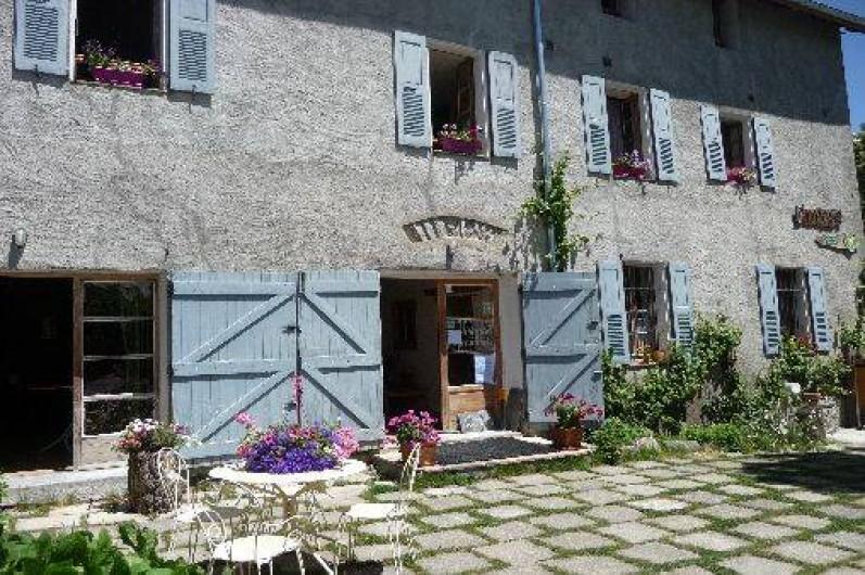 Location de vacances - Hôtel - Auberge à Jausiers