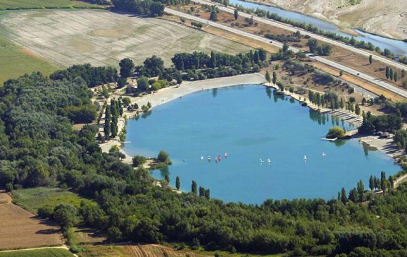Location de vacances - Villa à Saint-Michel-l'Observatoire - Plan des Vannades à Manosque (30 minutes) avec base de loisirs