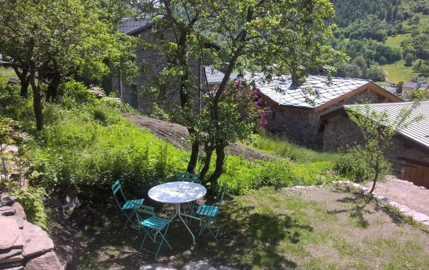 Location de vacances - Gîte à Valmeinier