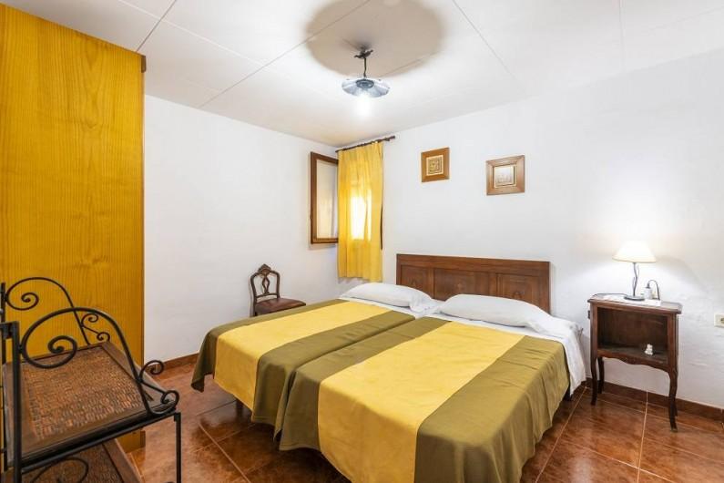 Location de vacances - Chalet à Les Cases d'Alcanar - Chambre nº3
