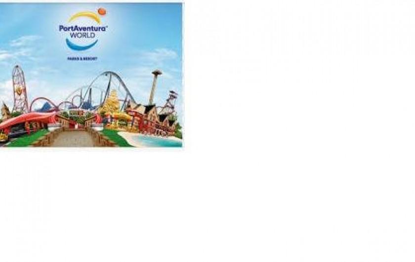 Location de vacances - Chalet à Les Cases d'Alcanar - Parc d'attractions de Port Aventura à 40 minutes de la maison