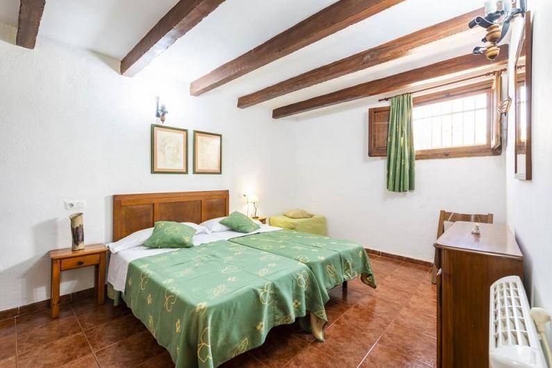 Location de vacances - Chalet à Les Cases d'Alcanar - Chambre nº 1