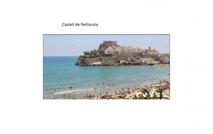 Location de vacances - Chalet à Les Cases d'Alcanar - Château de Peñiscola à 30 minutes de la maison