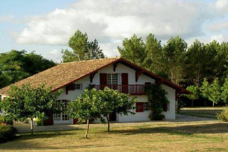 Location de vacances - Maison - Villa à Saint-Martin-de-Seignanx - La maison