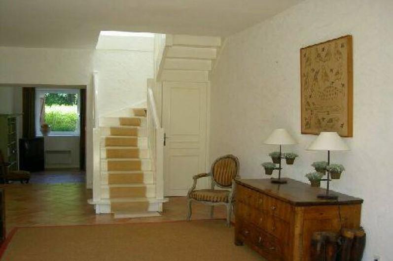 Location de vacances - Maison - Villa à Saint-Martin-de-Seignanx - Entrée spacieuse