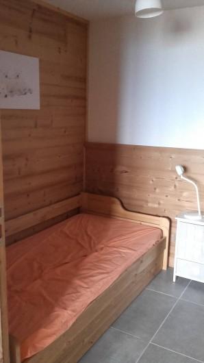 Location de vacances - Appartement à Valmeinier 1800 - Coin montagne