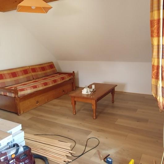 Location de vacances - Appartement à Loudenvielle - Le coin salon.
