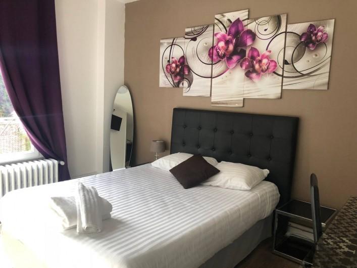 Location de vacances - Hôtel - Auberge à Troyes - Chambre double standard