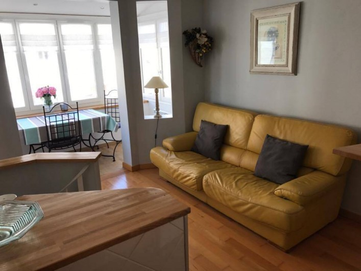 Location de vacances - Appartement à Le Touquet-Paris-Plage