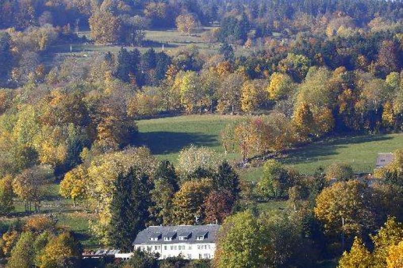 Location de vacances - Gîte à Orbey