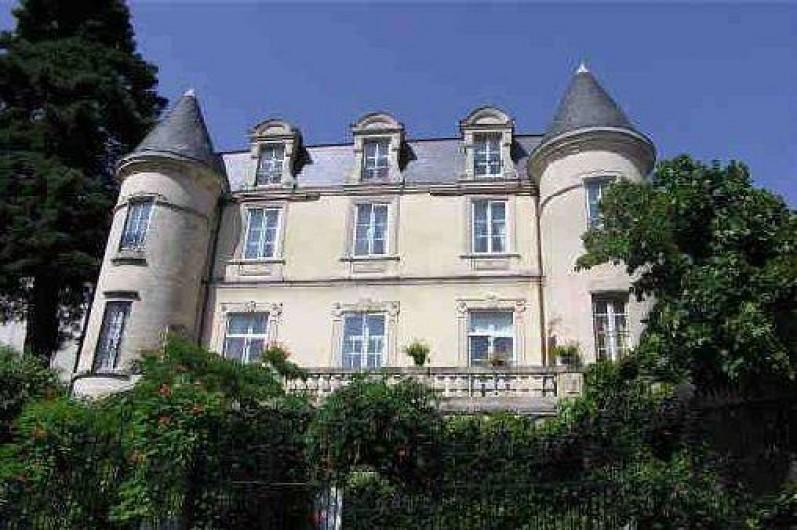 Chateau Massal En Cevennes Sud Chambres D Hotes De Charme Le Vigan