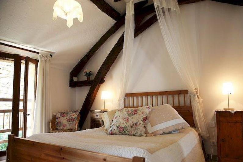 Location de vacances - Chambre d'hôtes à Valojoulx - chambre Ambrune