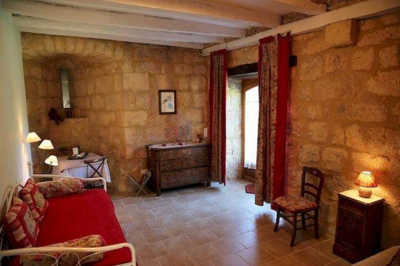 Location de vacances - Chambre d'hôtes à Valojoulx - chambre TEMPLERIE, coté Enfants