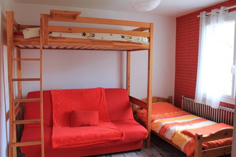 Location de vacances - Appartement à Bourg-Saint-Maurice