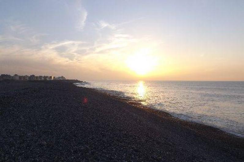 Location de vacances - Appartement à Cayeux-sur-Mer