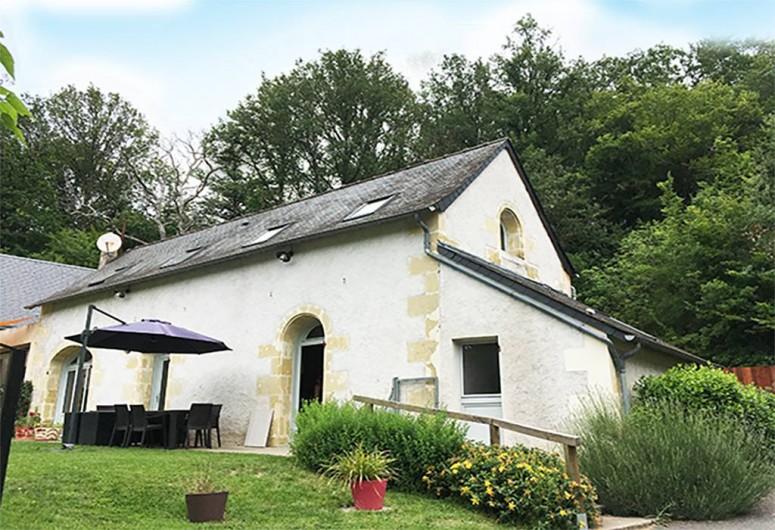 Location de vacances - Gîte à Villandry - Entrée et jardin
