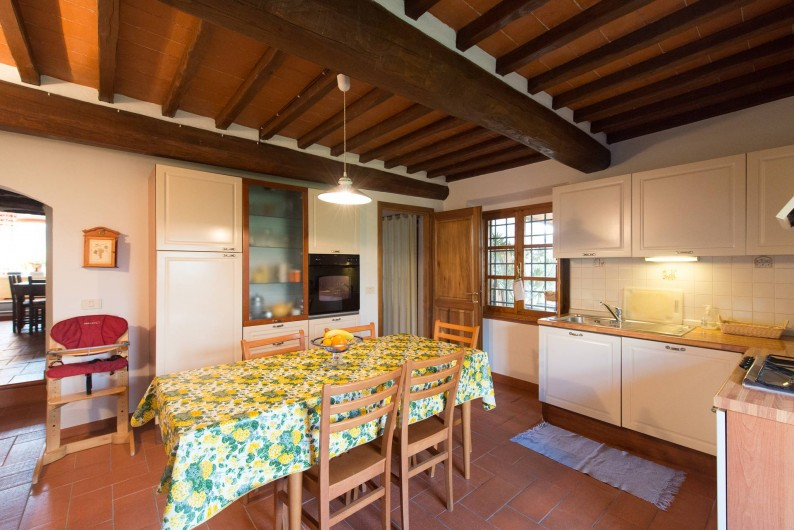 Location de vacances - Chalet à San Casciano in Val di Pesa - Kitchen
