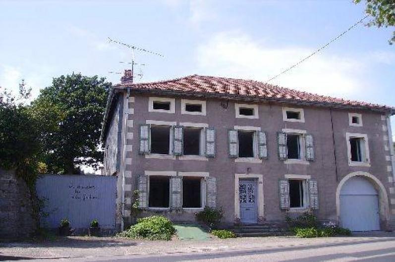 Location de vacances - Gîte à Brouvelieures - Côté Rue