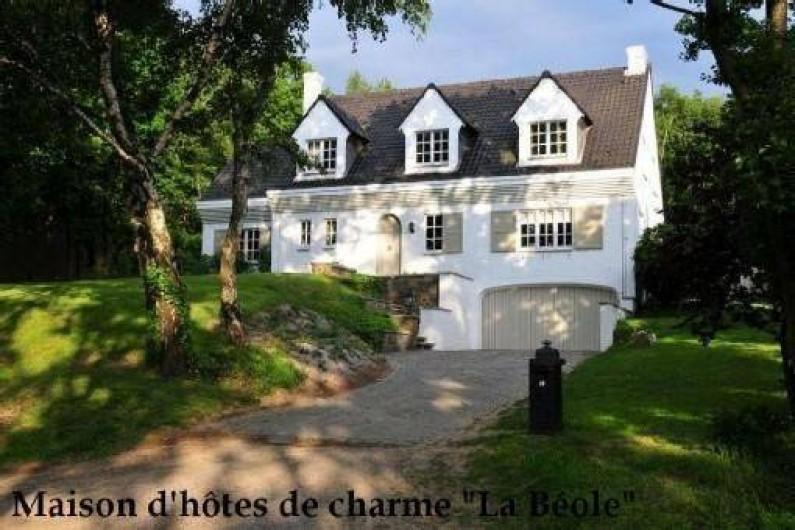 Appartement dans villa de charme avec piscine for Chaudfontaine piscine