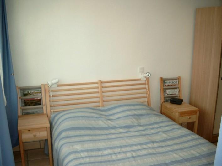 Location de vacances - Maison - Villa à Fort-Mahon-Plage - Appart n°1 Chambre n°1