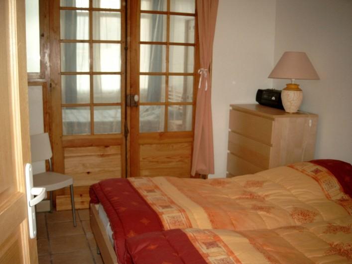 Location de vacances - Maison - Villa à Fort-Mahon-Plage - Appart n°1 Chambre n°2