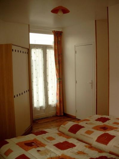 Location de vacances - Maison - Villa à Fort-Mahon-Plage - Appart n°2 chambre 2 lits 1 pers